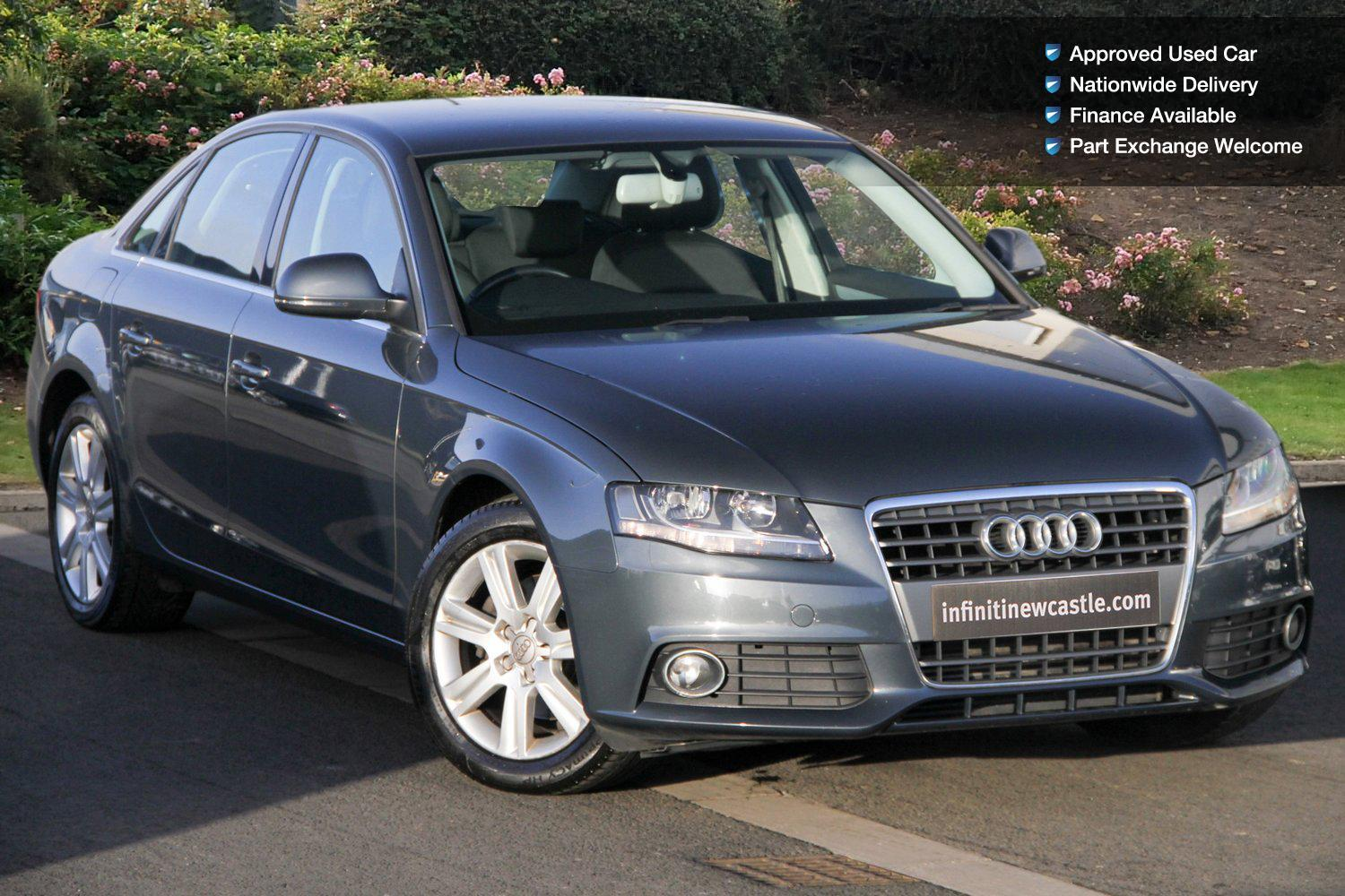 used audi a4 2 0 tdi 143 se 4dr diesel saloon for sale