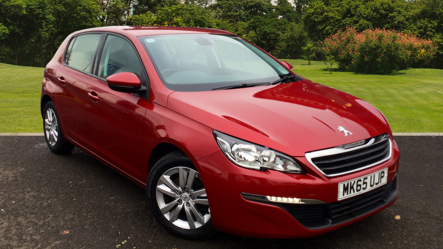 used peugeot 308 1 6 bluehdi 120 active 5dr diesel hatchback for sale bristol street motors. Black Bedroom Furniture Sets. Home Design Ideas