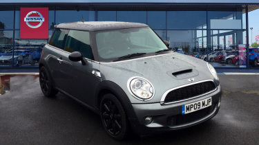 Mini Hatchback 1.6 Cooper S 3dr Petrol Hatchback