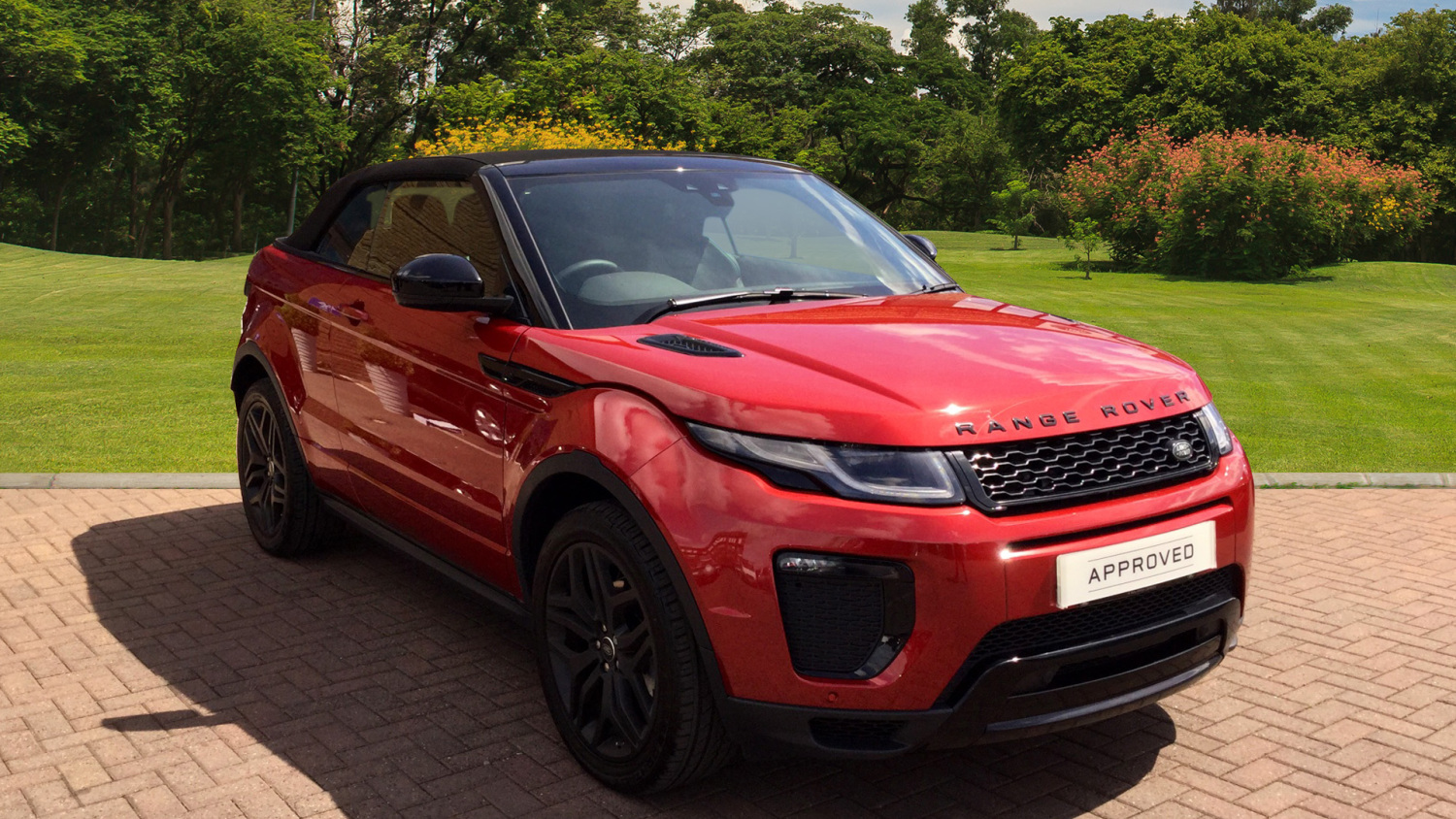 buy online land rover range rover evoque convertible 2 0 td4 hse dynamic 2dr auto diesel. Black Bedroom Furniture Sets. Home Design Ideas