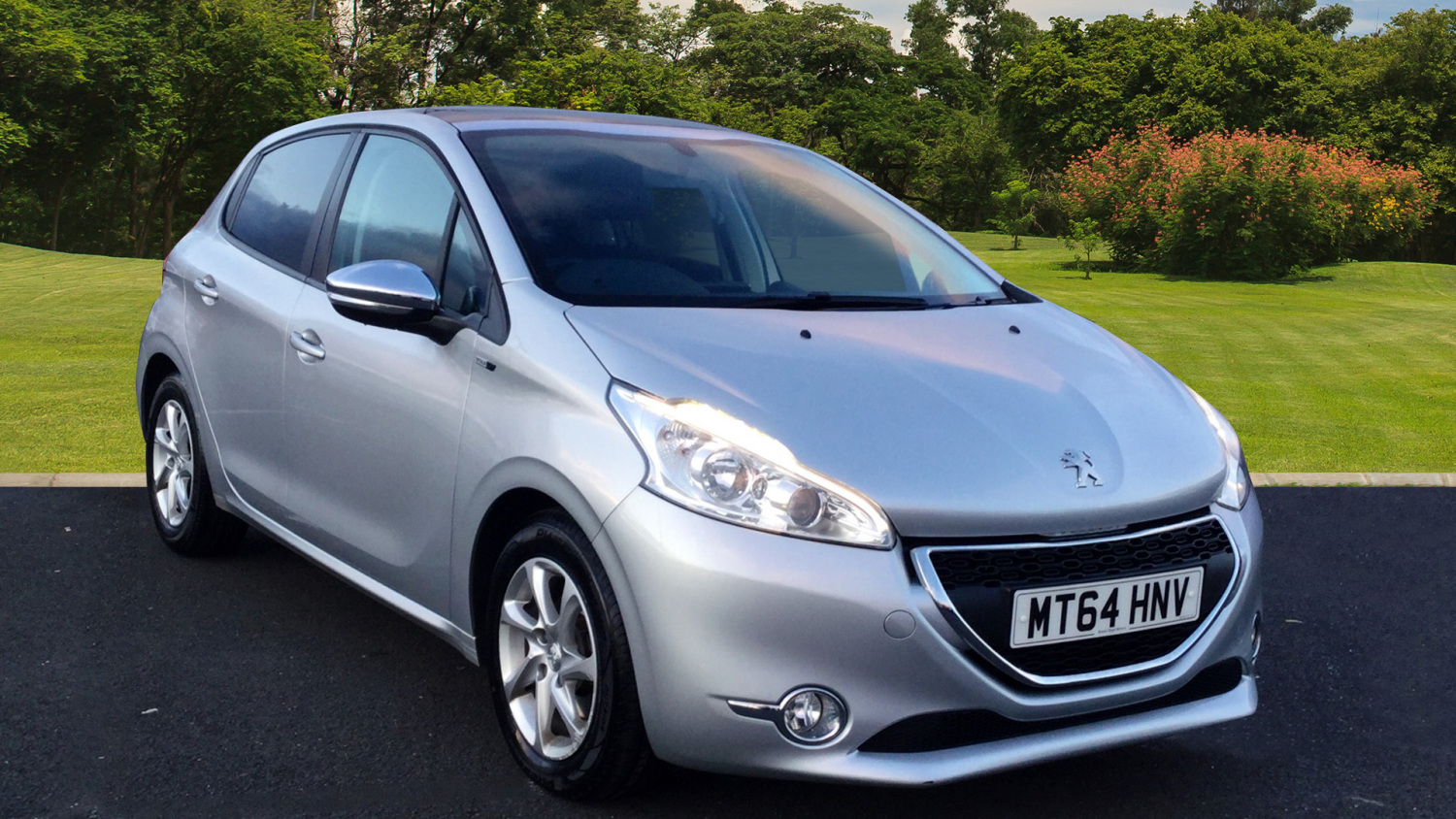 used peugeot 208 1 4 hdi style 5dr diesel hatchback for sale bristol street motors. Black Bedroom Furniture Sets. Home Design Ideas