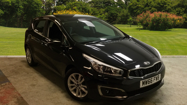buy online kia ceed 1 6 crdi isg 2 5dr diesel hatchback for sale bristol street motors