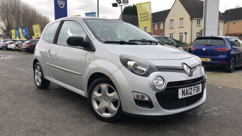 Used Renault Twingo 1 2 16v Dynamique 3dr Petrol Hatchback For