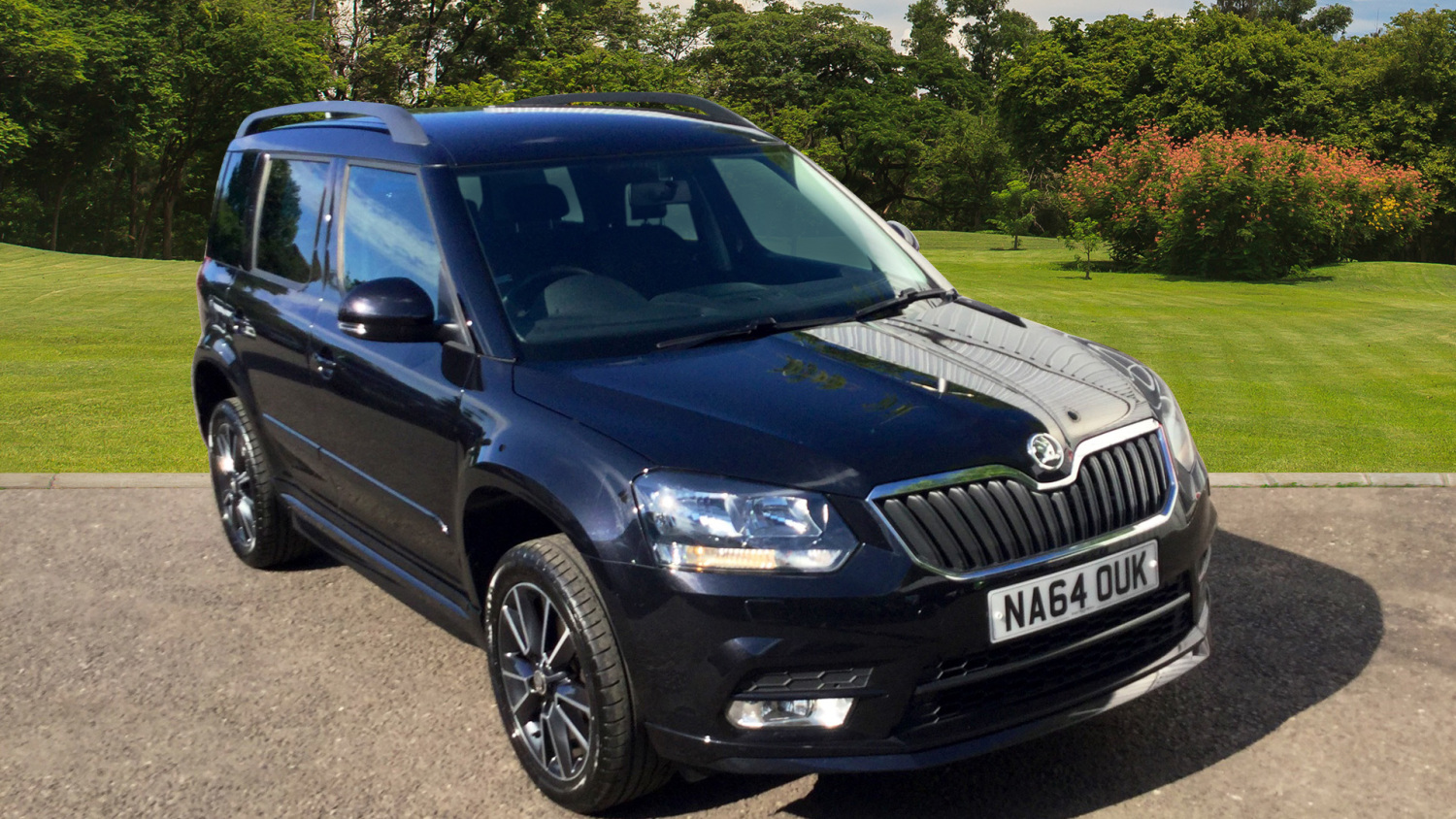 used skoda yeti 2 0 tdi cr 140 black edition 4x4 5dr diesel estate for sale bristol street motors. Black Bedroom Furniture Sets. Home Design Ideas