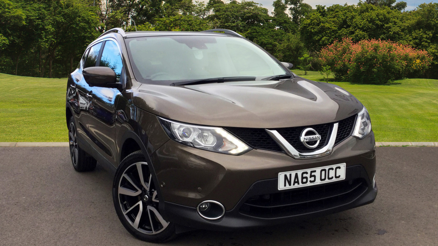 used nissan qashqai 1 6 dci tekna non panoramic 5dr 4wd. Black Bedroom Furniture Sets. Home Design Ideas