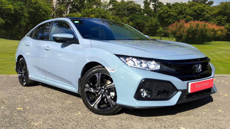 Civic Ex Turbo >> Used Honda Civic 1.0 Vtec Turbo Ex 5Dr Petrol Hatchback for Sale | Bristol Street Motors