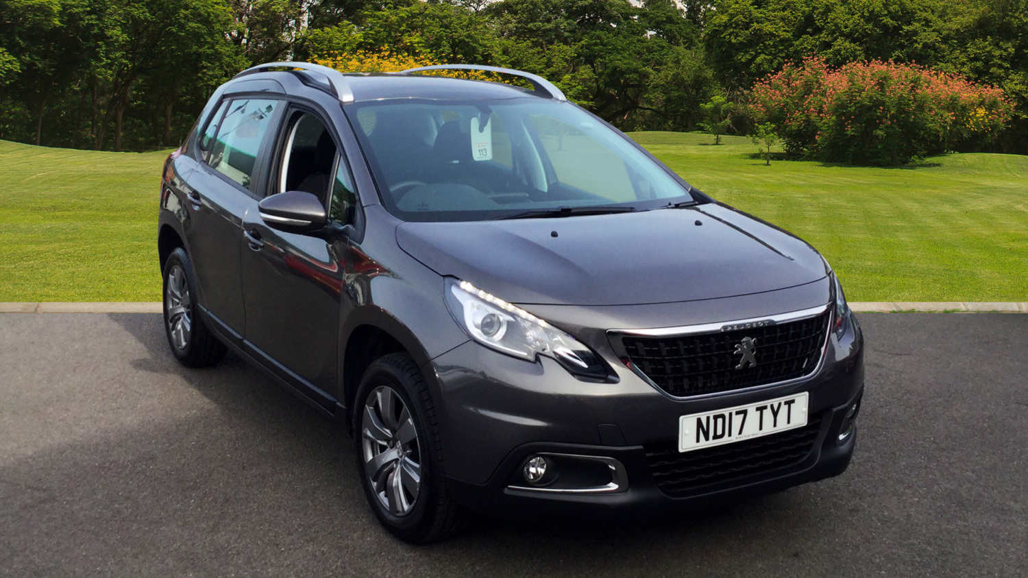 used peugeot 2008 1 2 puretech active 5dr petrol estate. Black Bedroom Furniture Sets. Home Design Ideas