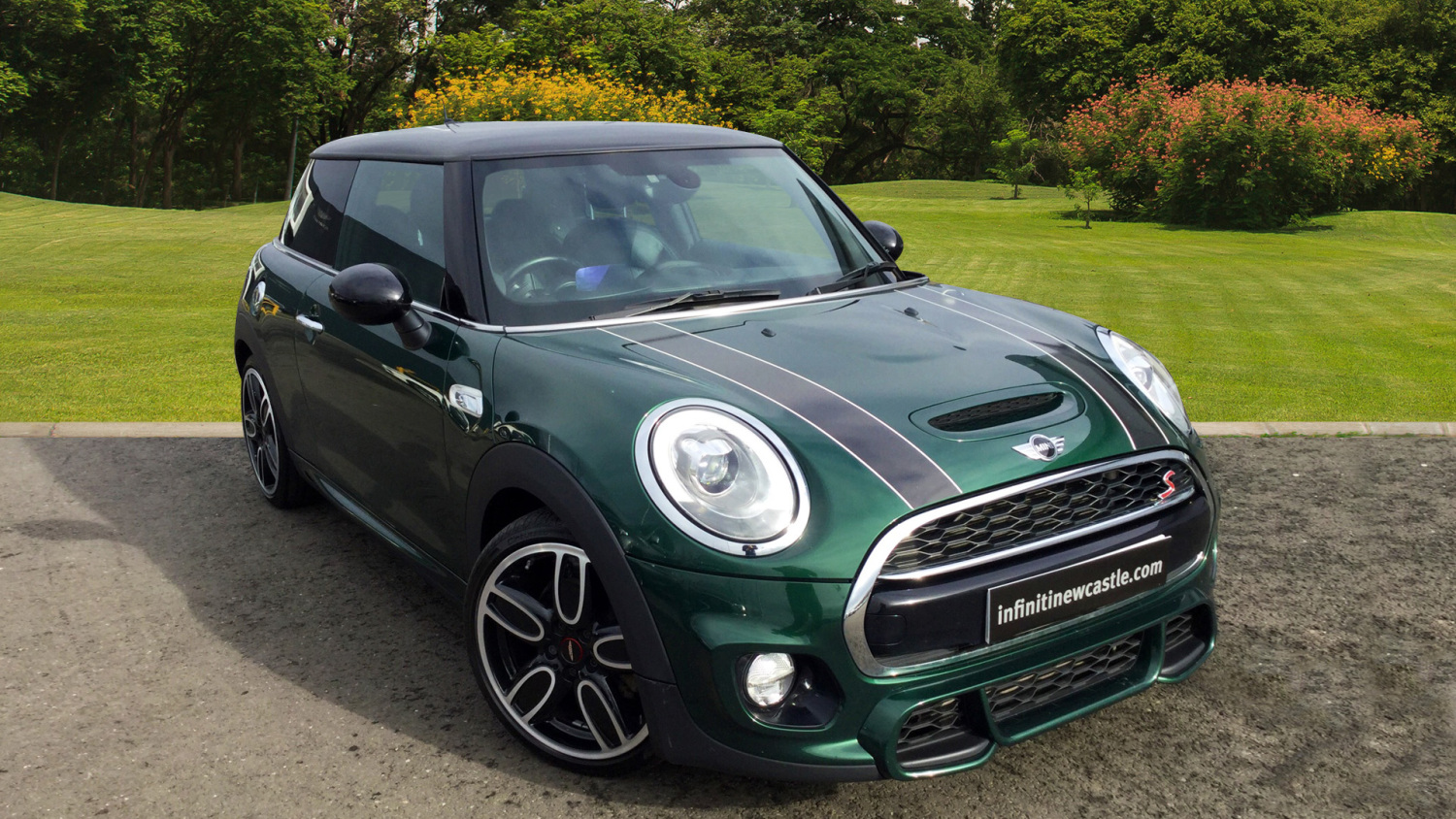 used mini hatchback 2 0 cooper s d 3dr auto diesel hatchback for sale bristol street motors. Black Bedroom Furniture Sets. Home Design Ideas