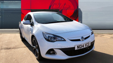 Vauxhall Astra GTC 1.4T 16V Limited Edition 3dr Petrol Coupe