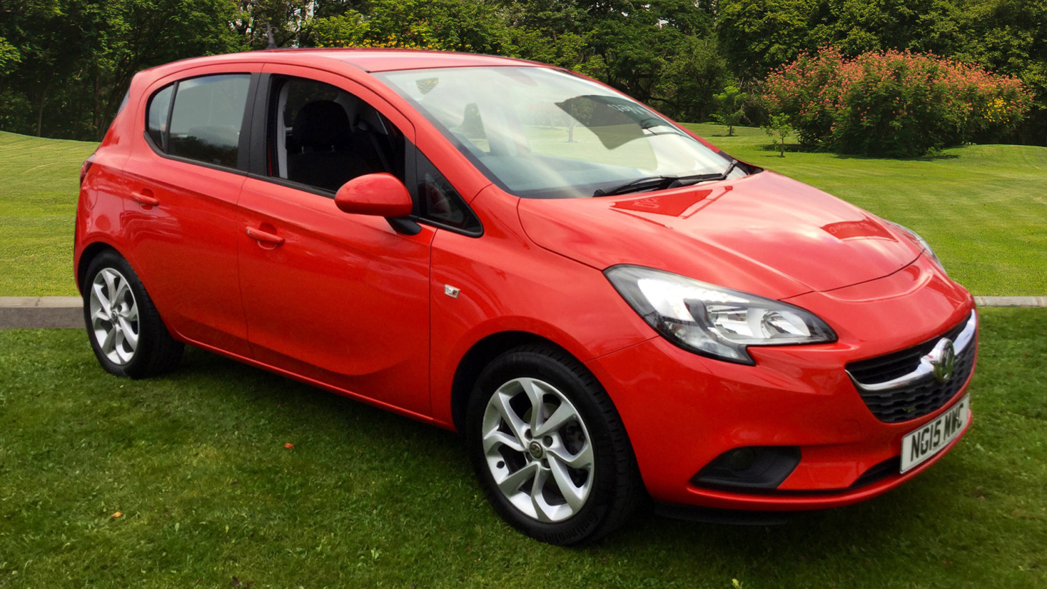 used vauxhall corsa 1 2 excite 5dr ac petrol hatchback for sale bristol street motors. Black Bedroom Furniture Sets. Home Design Ideas