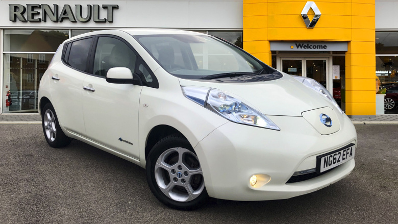 Nissan Leaf 80Kw 5Dr Auto Electric Hatchback