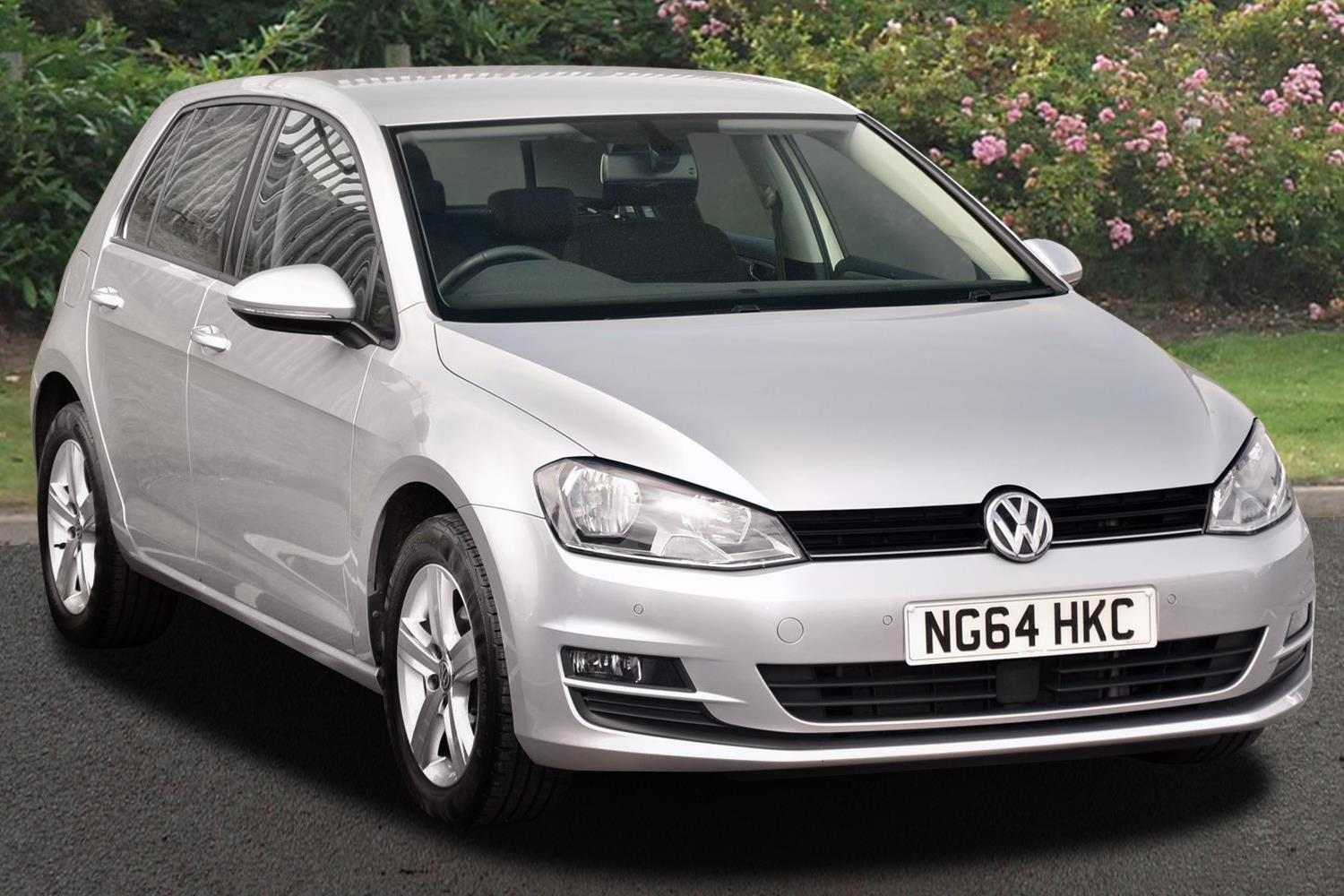 used volkswagen golf 1 6 tdi 105 match 5dr diesel hatchback for sale bristol street motors. Black Bedroom Furniture Sets. Home Design Ideas