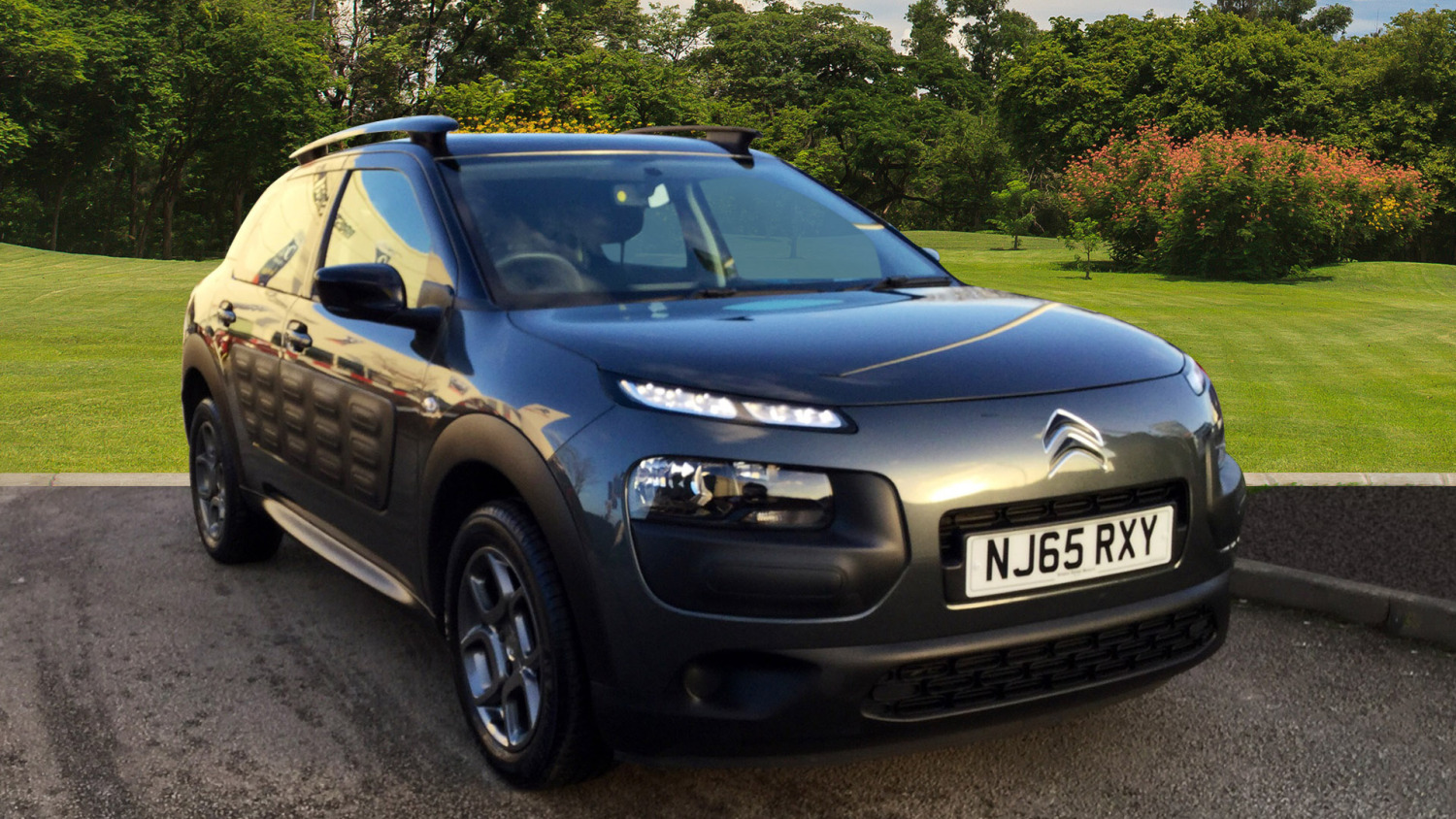 used citroen c4 cactus 1 6 bluehdi feel 5dr diesel hatchback for sale bristol street motors. Black Bedroom Furniture Sets. Home Design Ideas