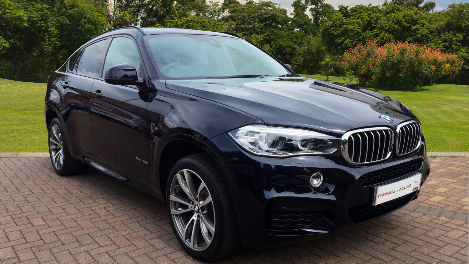 Used Bmw X6 Xdrive40d M Sport 5dr Step Auto Diesel Estate