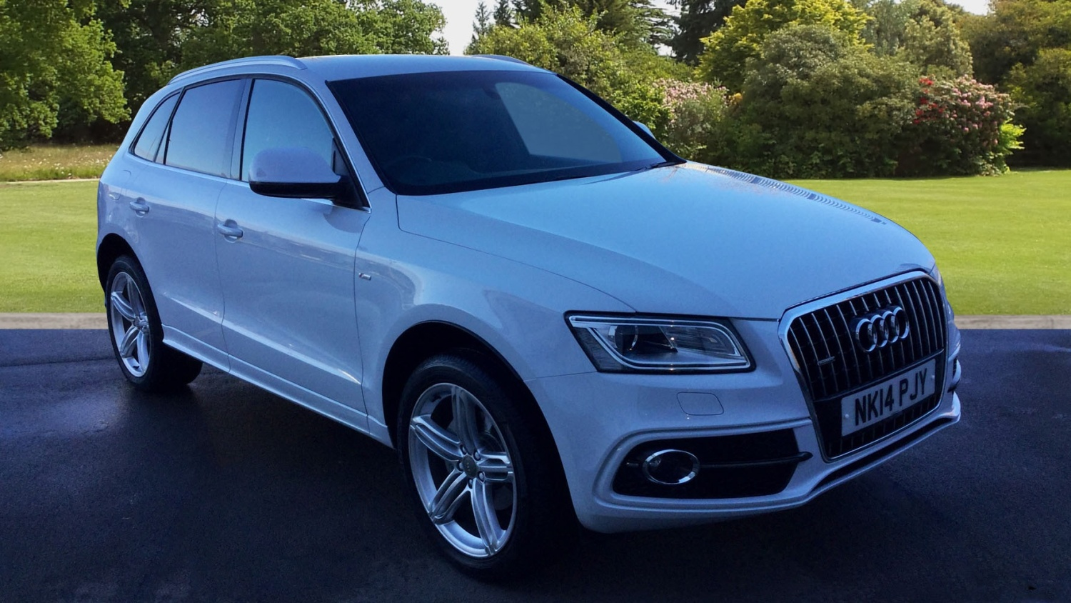 used audi q5 2 0 tdi quattro s line plus 5dr s tronic diesel estate for sale bristol street motors