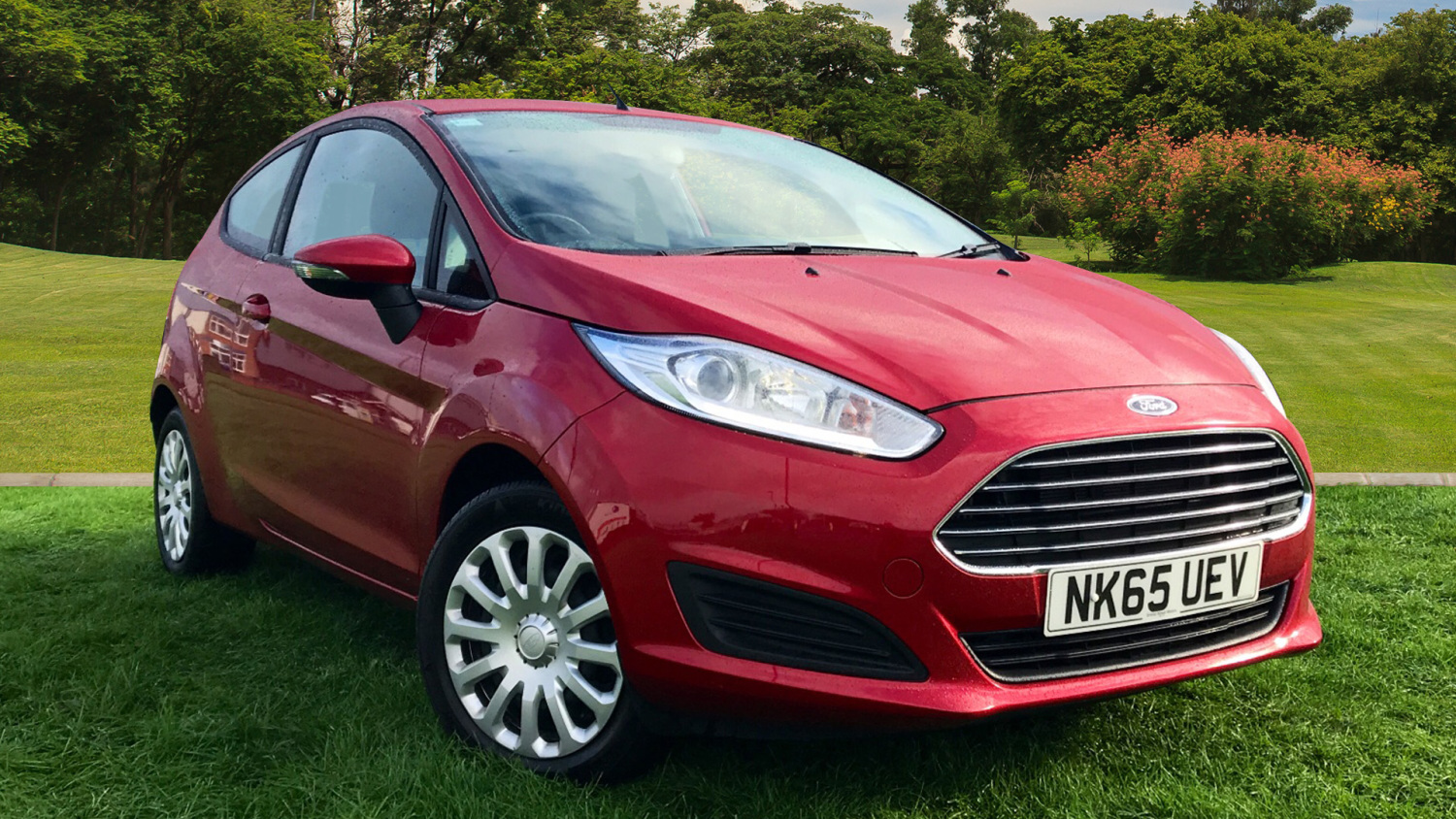 used ford fiesta 1 5 tdci style 3dr diesel hatchback for sale bristol street motors. Black Bedroom Furniture Sets. Home Design Ideas
