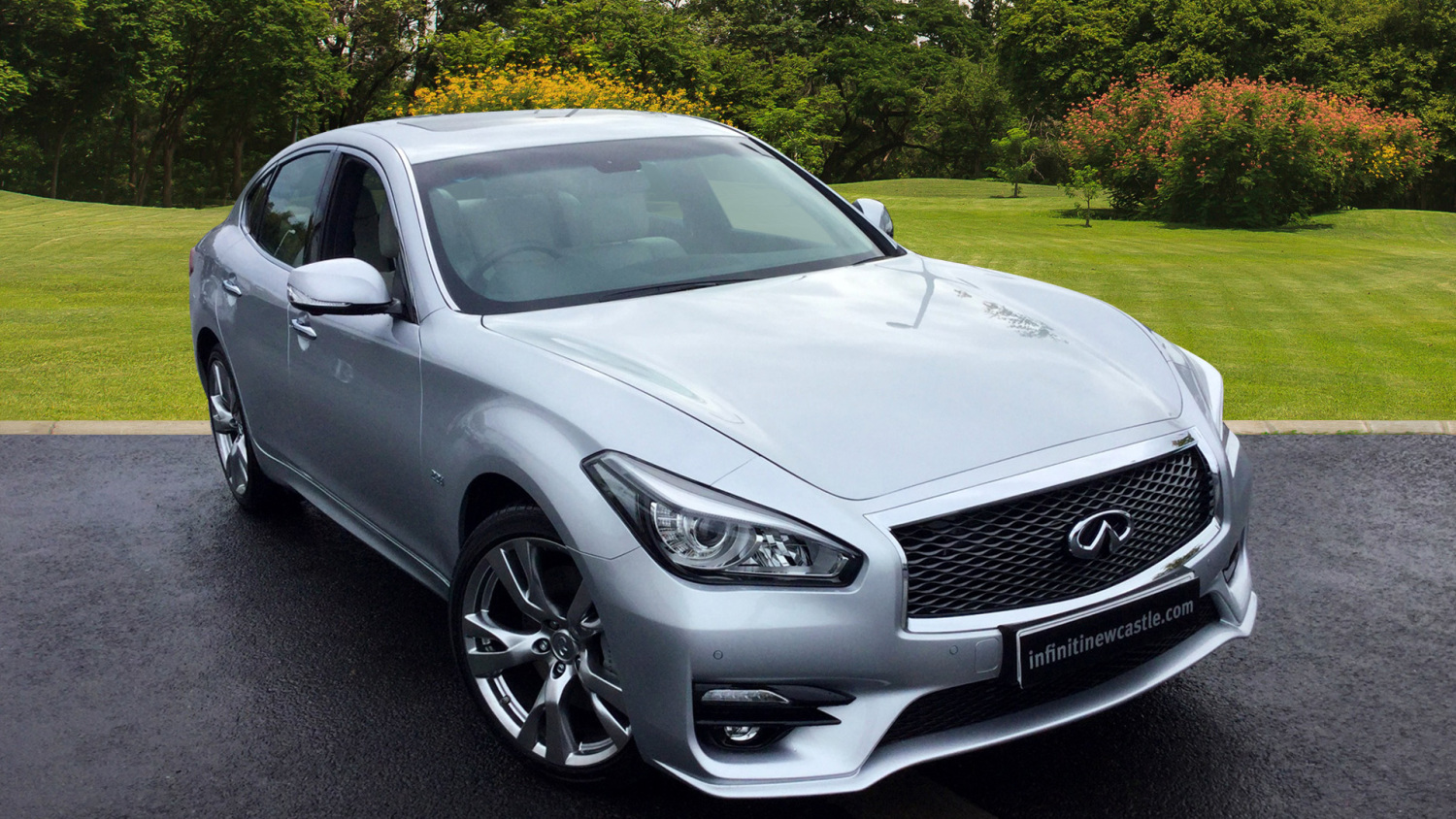 Used Infiniti Q70 2 2d Sport 4dr Auto Diesel Saloon For