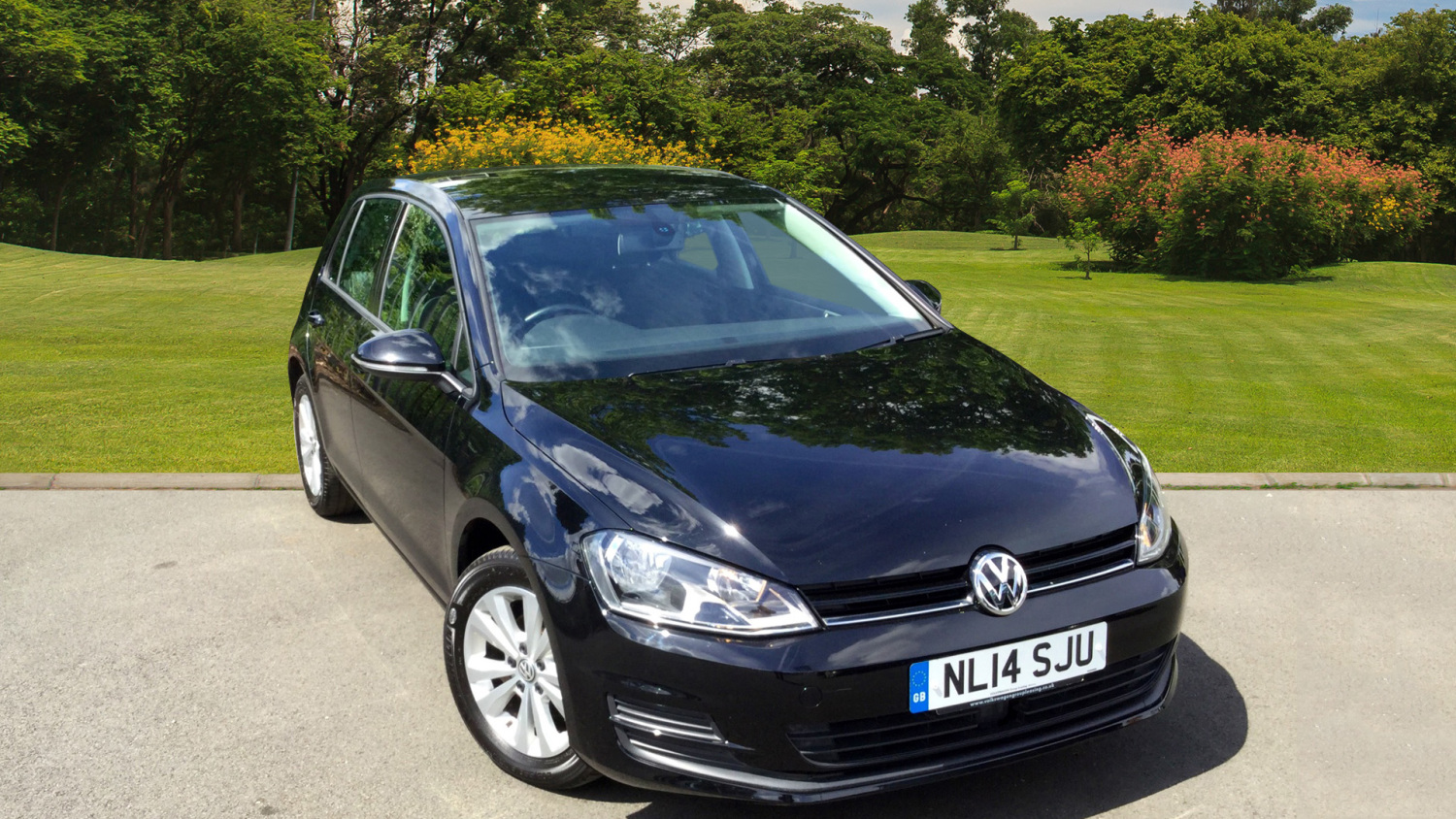 used volkswagen golf 1 6 tdi 105 se 5dr diesel hatchback for sale bristol street motors. Black Bedroom Furniture Sets. Home Design Ideas