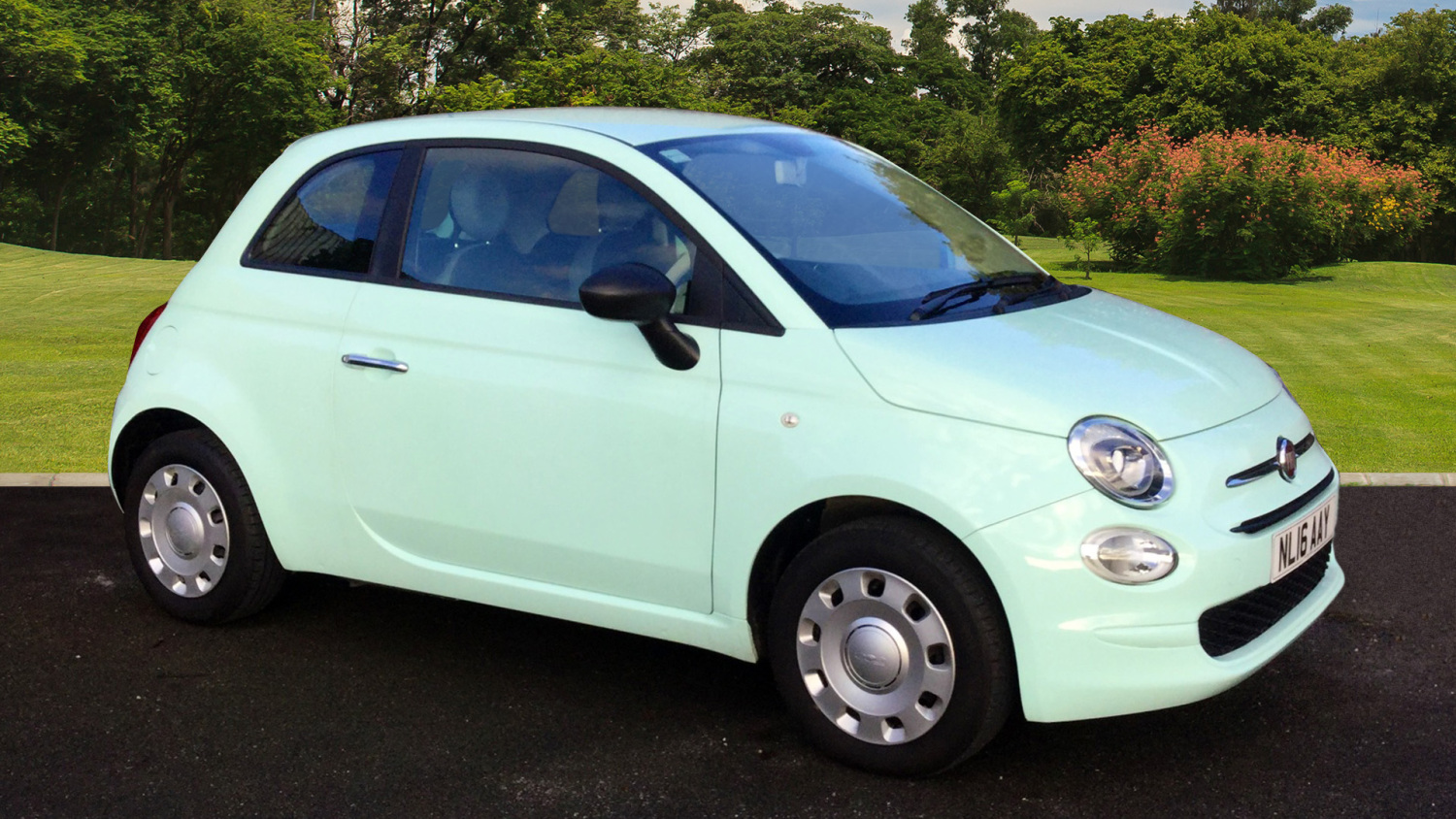 used fiat 500 1 2 pop 3dr petrol hatchback for sale bristol street motors. Black Bedroom Furniture Sets. Home Design Ideas