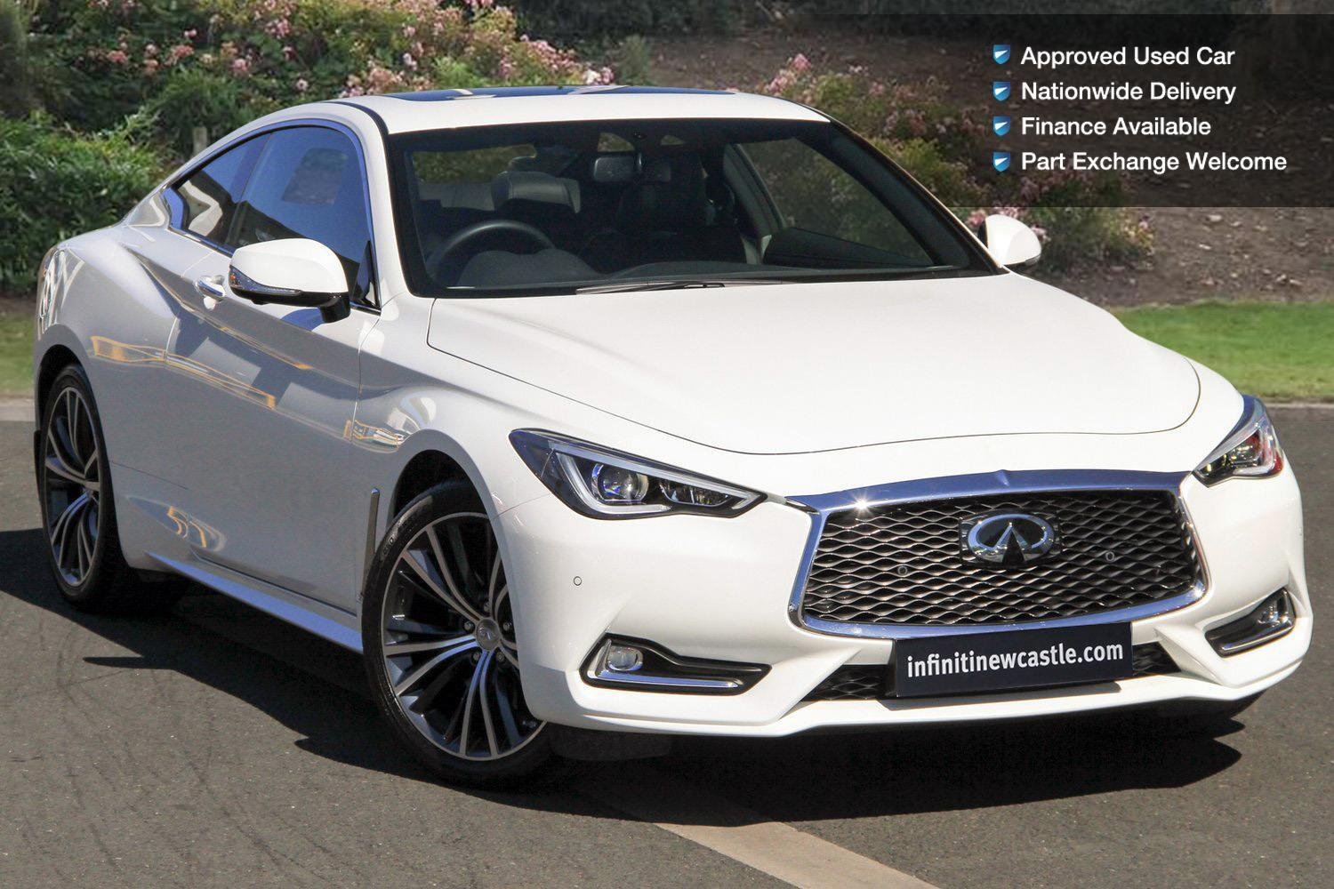 used infiniti q60 2 0t premium tech 2dr auto petrol coupe for sale bristol street motors. Black Bedroom Furniture Sets. Home Design Ideas