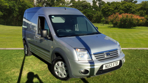 Ford Transit Connect 230 Lwb Diesel High Roof Van Limited Tdci 110Ps