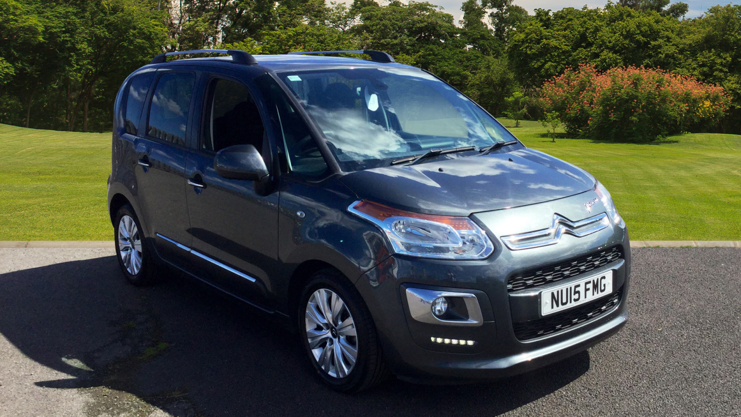 used citroen c3 picasso 1 6 hdi 8v exclusive 115 5dr diesel estate for sale bristol street. Black Bedroom Furniture Sets. Home Design Ideas