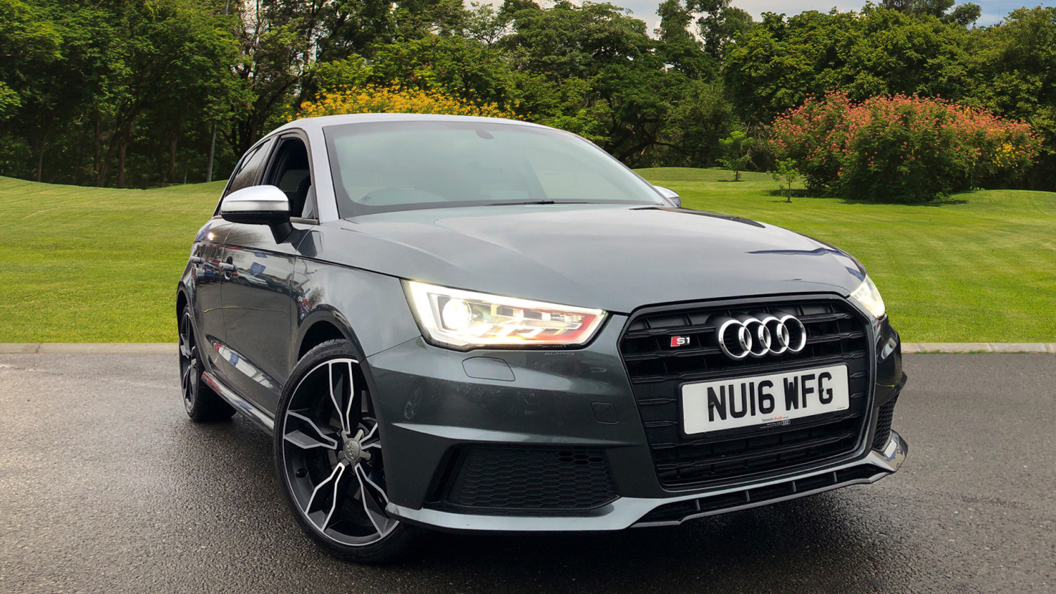 used audi a1 s1 tfsi quattro 5dr petrol hatchback for sale. Black Bedroom Furniture Sets. Home Design Ideas