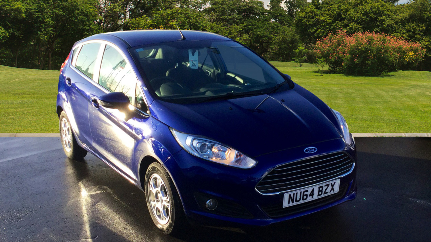 used ford fiesta 1 6 tdci zetec econetic 5dr diesel hatchback for sale bristol street motors. Black Bedroom Furniture Sets. Home Design Ideas