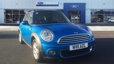Mini Hatchback 1.6 One Pimlico 3Dr Petrol Hatchback