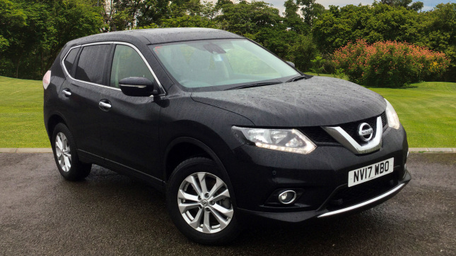 Used Nissan X Trail 1 6 Dci Acenta 5dr 7 Seat Diesel
