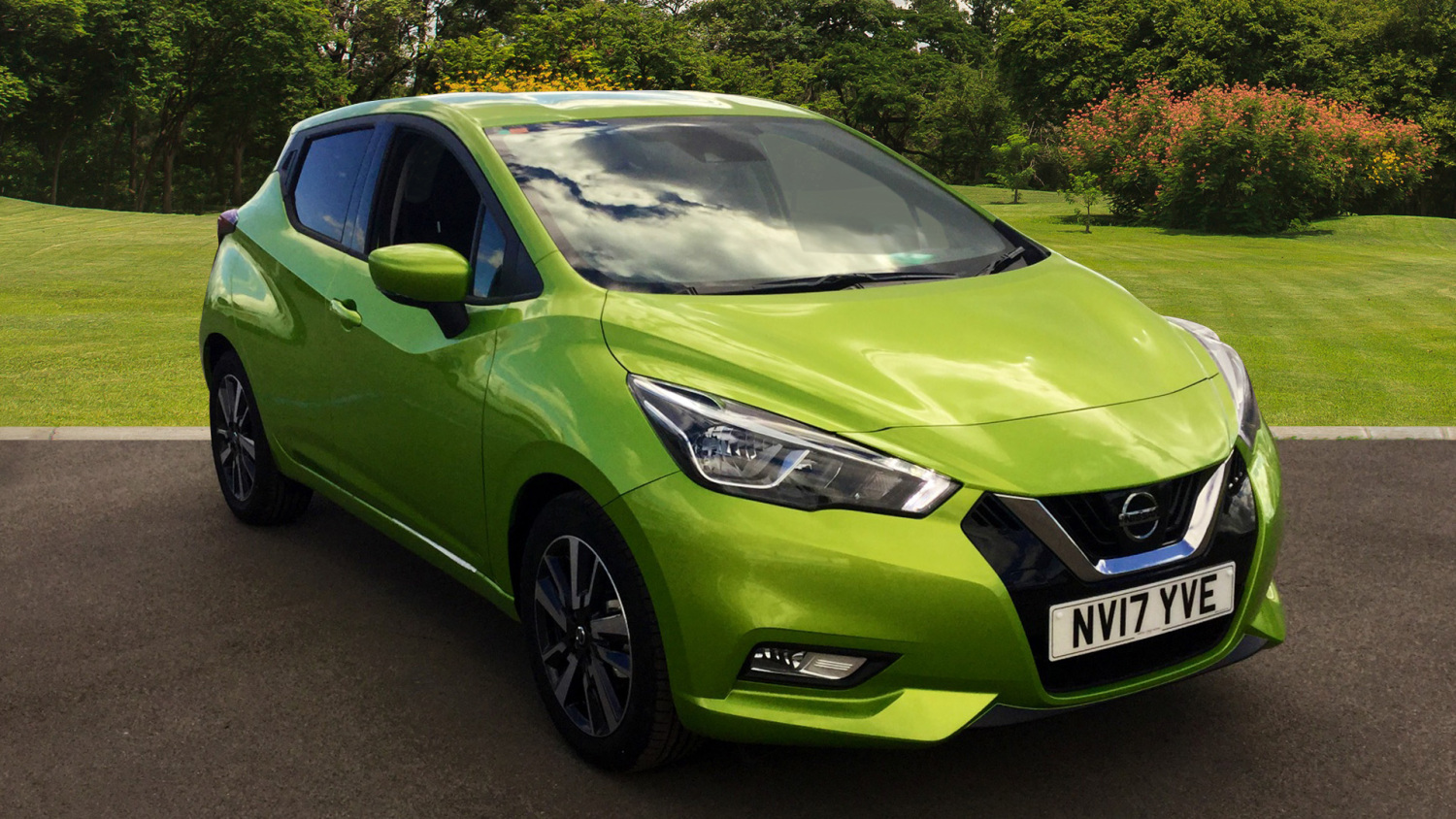 used nissan micra 1 5 dci n connecta 5dr diesel hatchback for sale bristol street motors. Black Bedroom Furniture Sets. Home Design Ideas