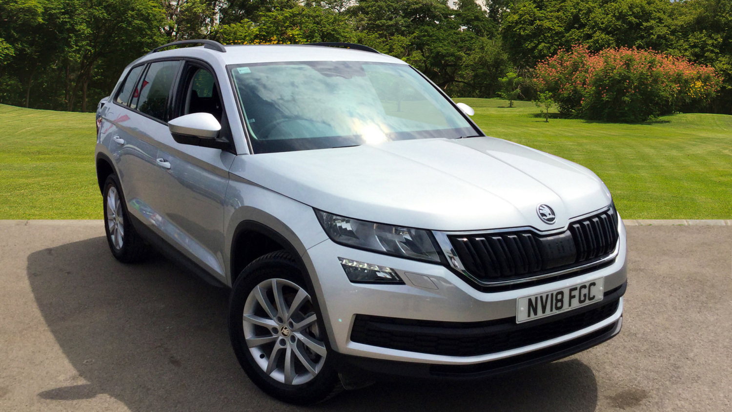 used skoda kodiaq 2 0 tdi se 4x4 5dr 7 seat diesel estate for sale bristol street motors. Black Bedroom Furniture Sets. Home Design Ideas