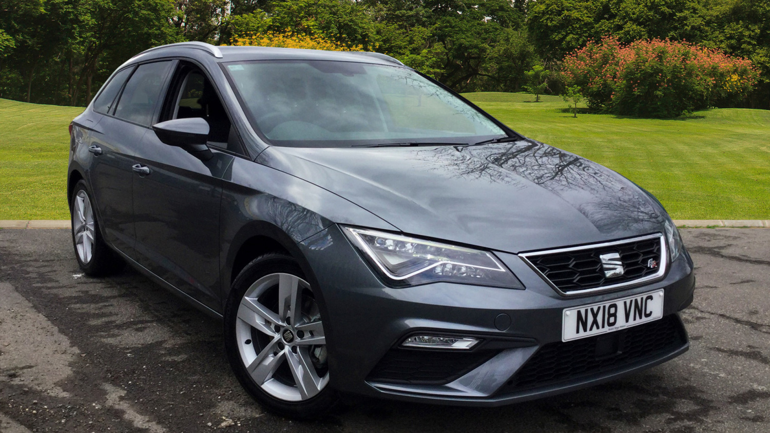 used seat leon 2 0 tdi 150 fr technology 5dr diesel estate for sale bristol street motors. Black Bedroom Furniture Sets. Home Design Ideas