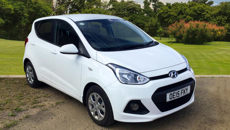 Used hyundai i10 1 0 se 5dr petrol hatchback for sale for Hyundai motor finance number