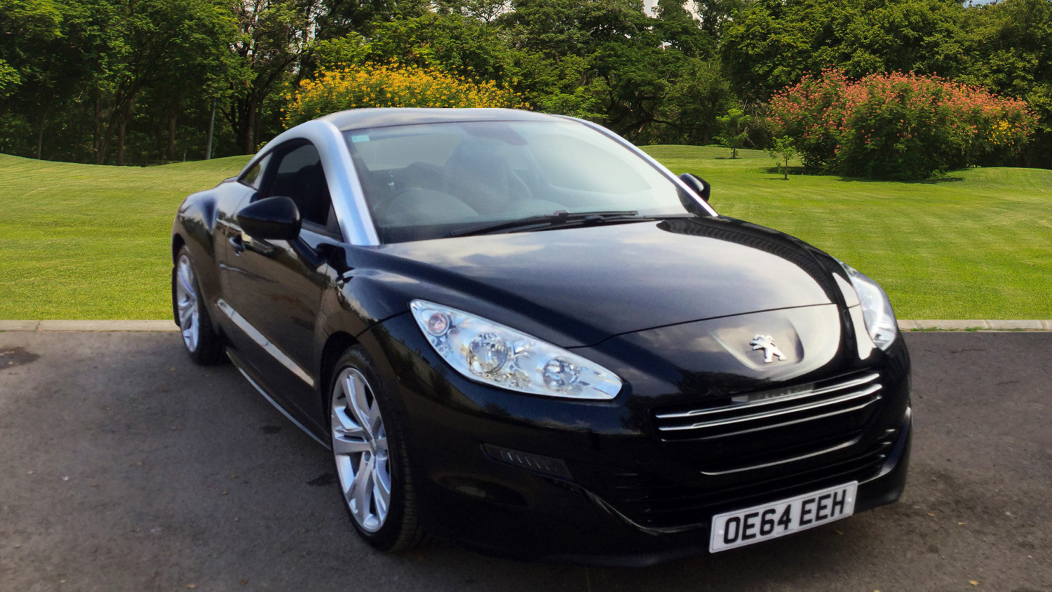 used peugeot rcz 2 0 hdi gt 2dr diesel coupe for sale bristol street motors. Black Bedroom Furniture Sets. Home Design Ideas