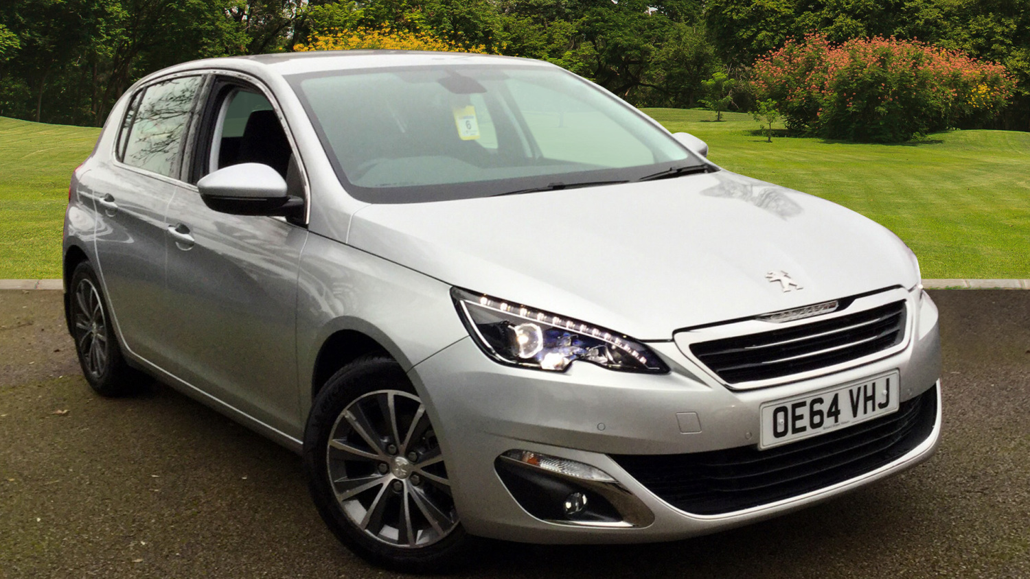 used peugeot 308 1 6 bluehdi 120 allure 5dr diesel hatchback for sale bristol street motors. Black Bedroom Furniture Sets. Home Design Ideas