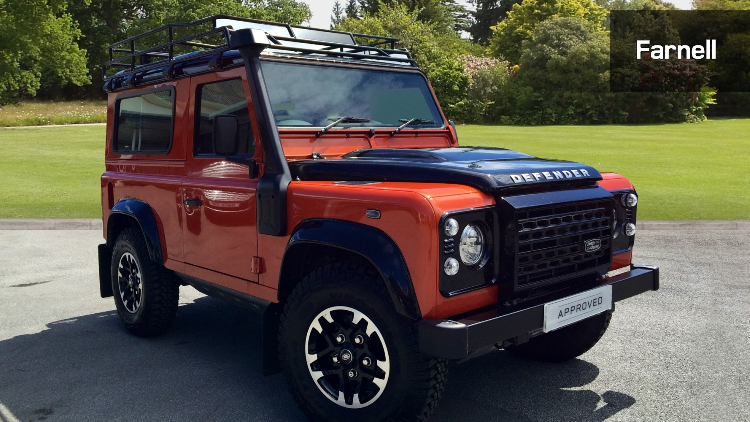 Used Land Rover Defender 90 Swb Diesel Special Editions