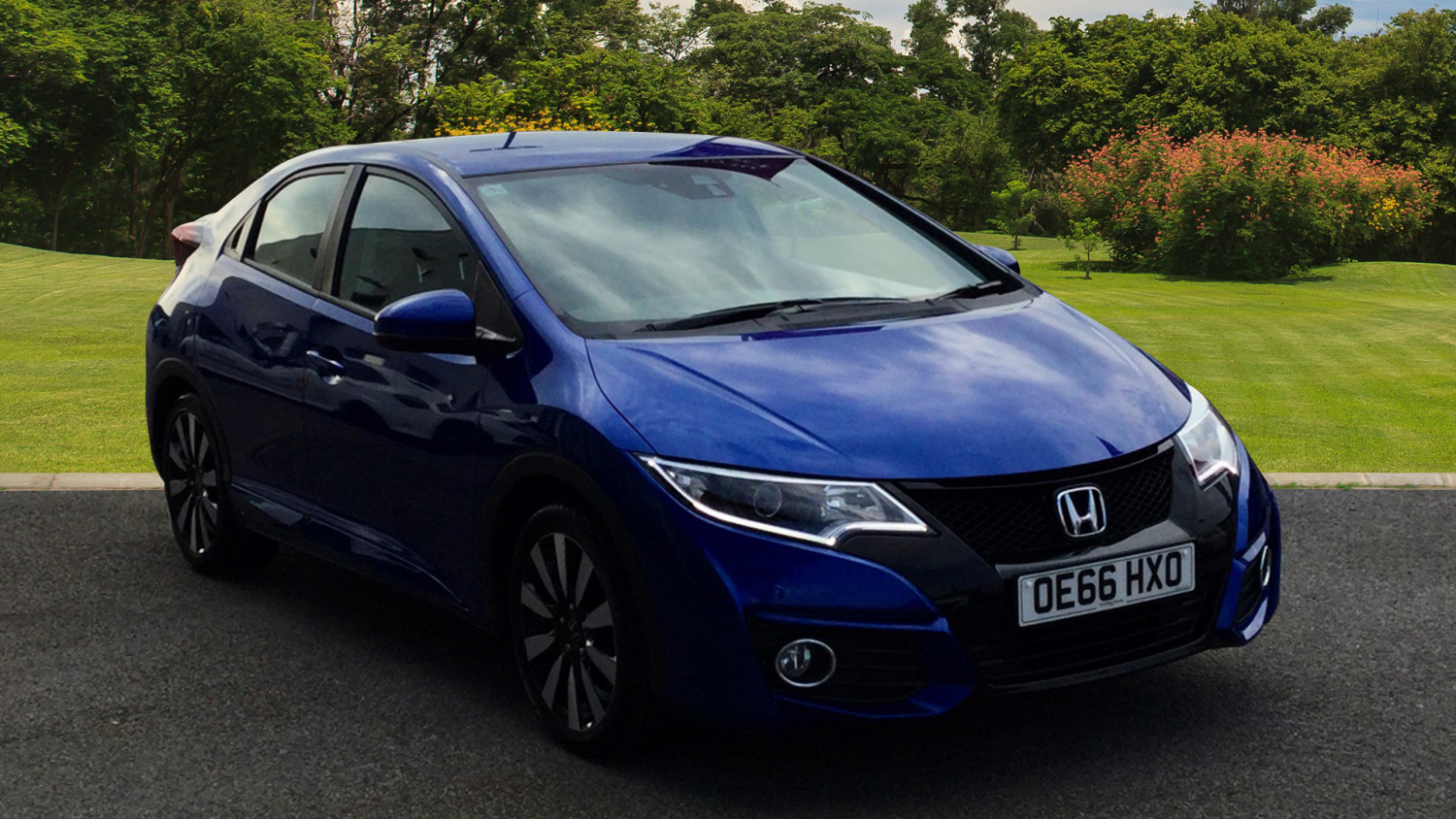 used honda civic 1 8 i vtec se plus 5dr nav petrol hatchback for sale bristol street motors. Black Bedroom Furniture Sets. Home Design Ideas