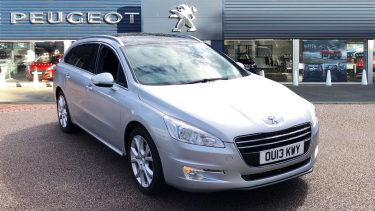 Peugeot 508 2.0 HDi 163 Allure 5dr Diesel Estate