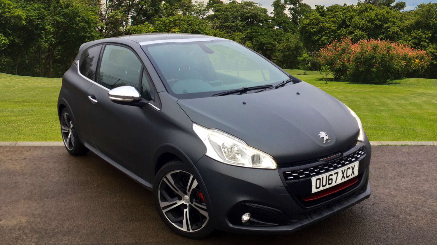 used peugeot 208 1 6 thp gti prestige 3dr petrol hatchback for sale bristol street motors. Black Bedroom Furniture Sets. Home Design Ideas