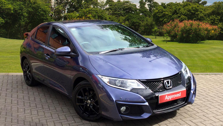 Used Honda Civic 1 6 I Dtec Sport 5dr Diesel Hatchback For