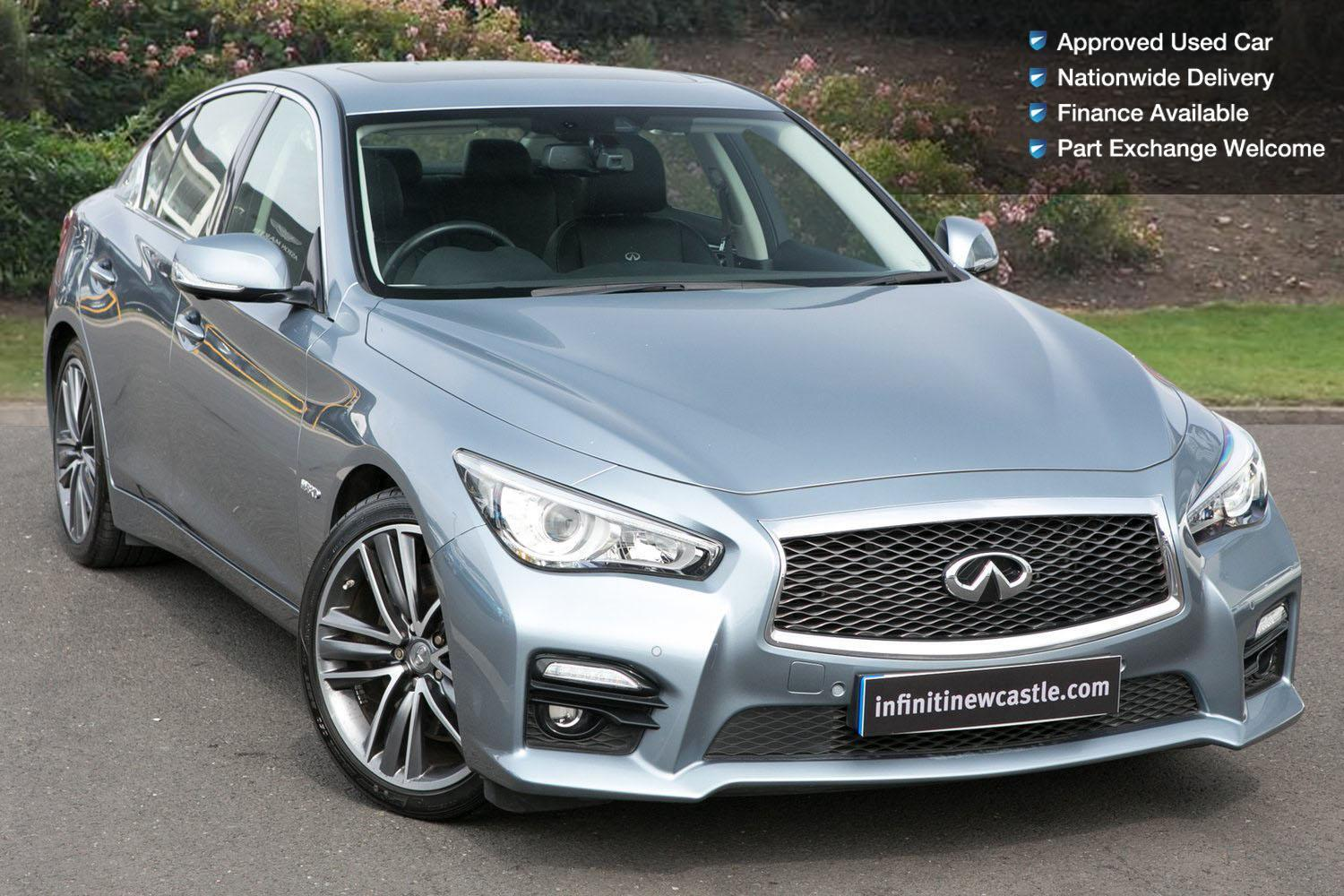 used infiniti q50 3 5h s 4dr auto hybrid saloon for sale bristol street motors. Black Bedroom Furniture Sets. Home Design Ideas