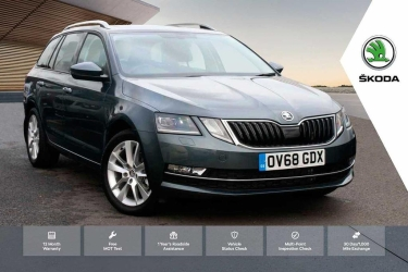 SKODA Octavia 2.0 TDI CR SE L 5dr DSG [7 speed] Diesel Estate