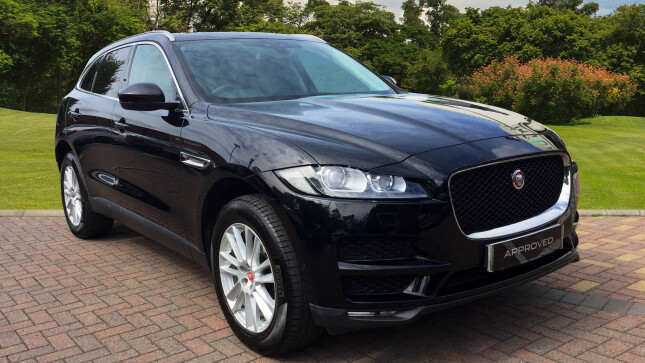 used jaguar f pace 2 0d portfolio 5dr auto awd diesel estate for sale bristol street motors. Black Bedroom Furniture Sets. Home Design Ideas