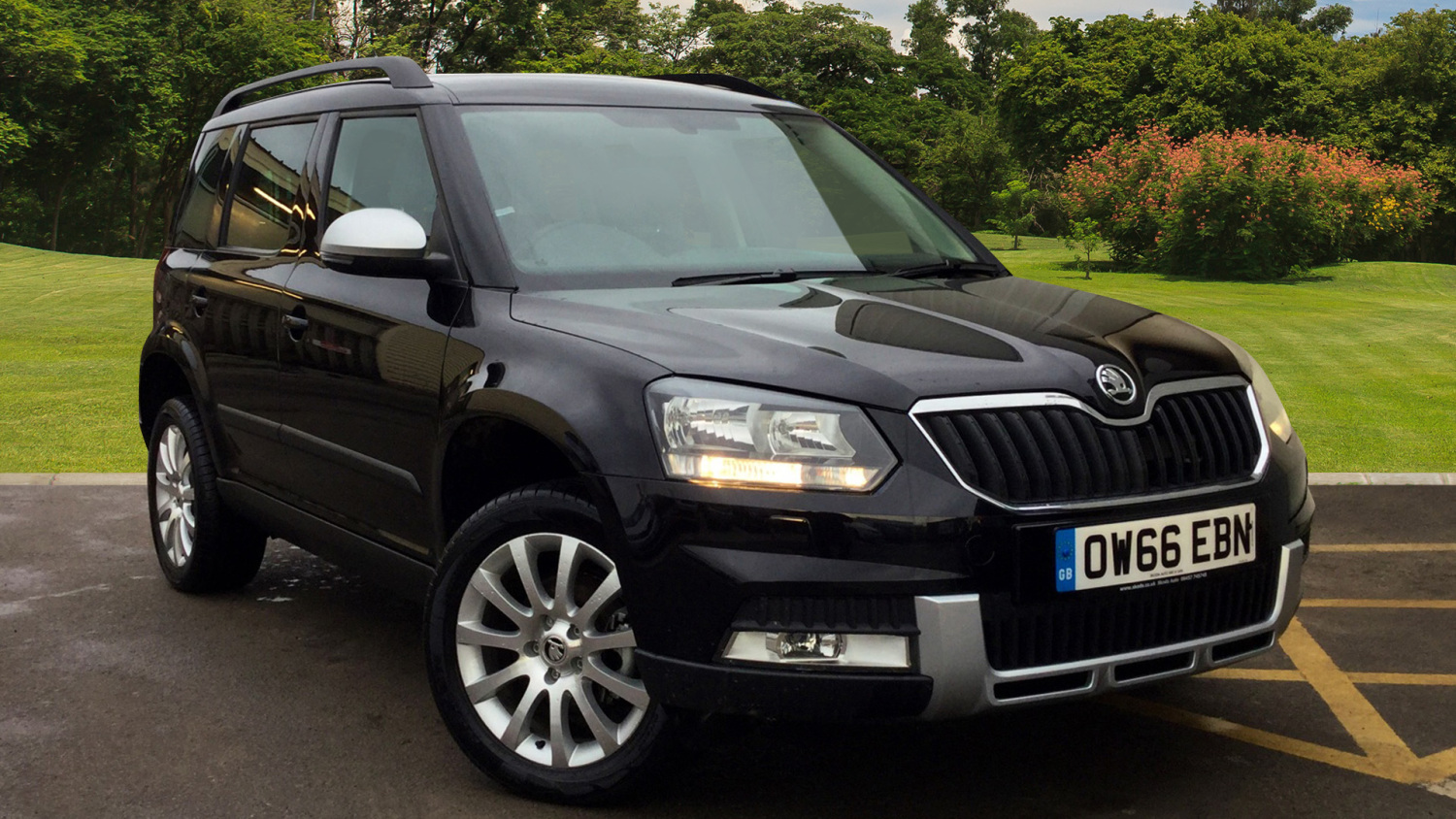 used skoda yeti outdoor 2 0 tdi cr 150 se technology 4x4 5dr dsg diesel estate for sale. Black Bedroom Furniture Sets. Home Design Ideas