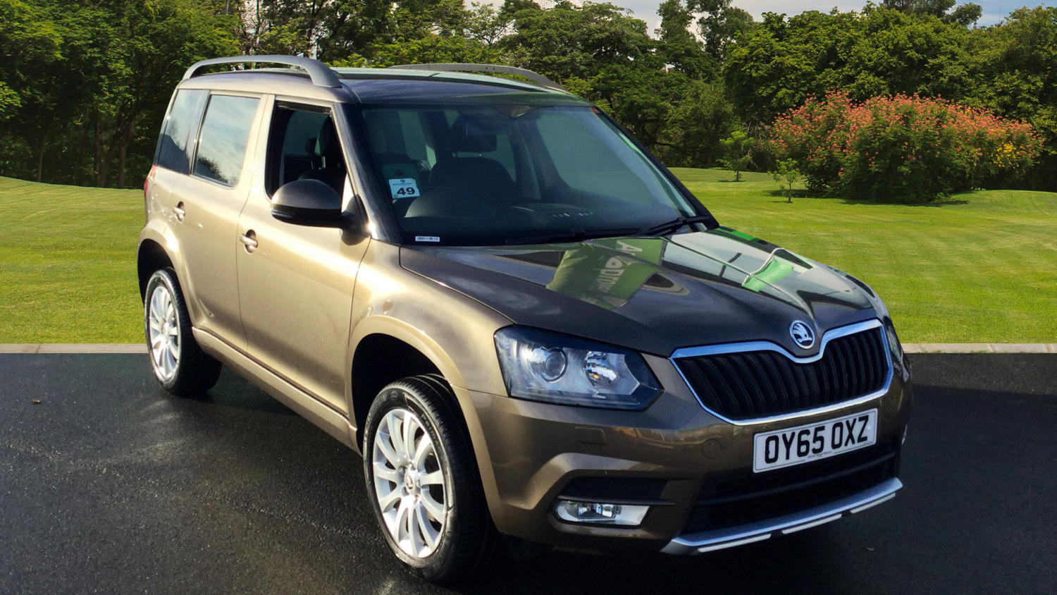 used skoda yeti 2 0 tdi cr se l 5dr diesel estate for sale bristol street motors. Black Bedroom Furniture Sets. Home Design Ideas