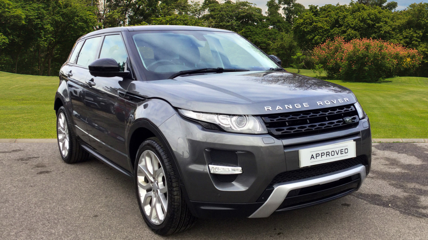 used land rover range rover evoque 2 2 sd4 dynamic 5dr auto 9 lux pack diesel hatchback for. Black Bedroom Furniture Sets. Home Design Ideas
