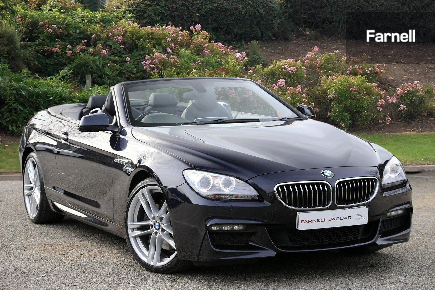 used bmw 6 series 640d m sport 2dr auto diesel convertible for sale bristol street motors. Black Bedroom Furniture Sets. Home Design Ideas