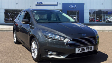 Ford Focus 1.5 TDCi 120 Zetec 5dr Diesel Estate