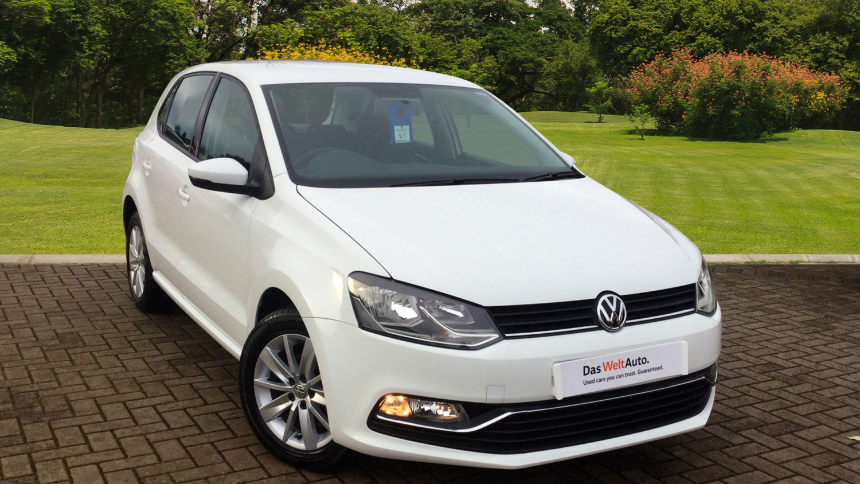 Used Volkswagen Polo 1 0 Se 5dr Petrol Hatchback For Sale Bristol Street Motors
